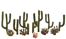 WOODLAND SCENICS TR3600 CACTUS PLANTS 1/2 - 2-1/2 tall; 13-PACK