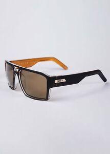 NEW UNIT Sunglasses Vault - Matte Black Gold Polarised
