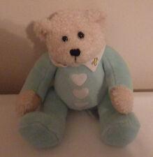 "Dakin Teddy Bear Hearts 7"" Plush Stuffed Animal Toy"