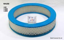 WESFIL AIR FILTER FOR Holden Rodeo 1.6L, 1.8L, 2.0L 1970-1987 WA359