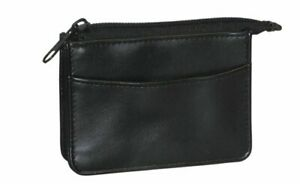 Buxton Faux Leather Pull Up Wallet with RFID
