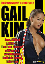 Gail Kim Shoot Interview DVD, TNA NWA WWE WWF Diva