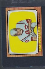 1966 Topps #014 Jim Whalen Patriots EX *353