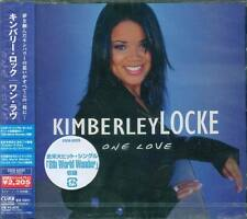 Kimberley Locke - One Love - Japan CD+2BONUS - NEW