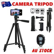Professional Camera Tripod Bluetooth Remote Flexible For iPhone Samsung Camera