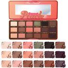 18 Colors Cosmetic Chocolate Bar & Bon Bons & Semi Sweet Peach Eyeshadow Palette