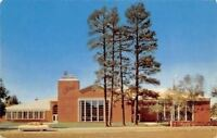 Flagstaff Arizona State College~Union Building~1950s Postcard