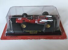 Ferrari F1 Collection 1:43 312 Lodovico Scarfiotti 1966 NO Spark Minichamps