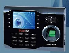 ZKsoftware iclock360 TCP/IP biometric 8000 Fingerprint time attendance Recorder