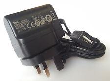 KTEC KSAS 3R50500050D5D AC/DC Adaptateur 5 V 0.5 A UK Plug Madcatz Tritton 720+