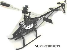 450 Helicopter Kit Fiber Body Kit ( suitable for 3D 6 CH )