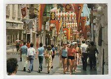 REPUBLIC STREET, VALLETTA: Malta postcard (C17691)
