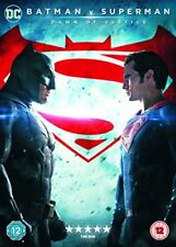 Batman v Superman  Dawn of Justice [Includes Digital Download] [DVD] [2016]