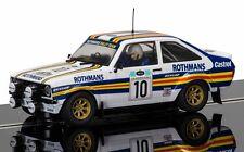 Scalextric C3749 Ford ESCORT Mk2 1980 Acropolis Rally