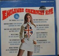 England's greatest hits various artists 33RPM SRF67570   010717LLE