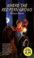 Where the Red Fern Grows by Wilson Rawls (1998, Paperback)