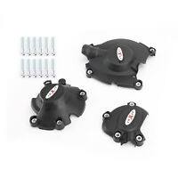Motordeckel Protektoren Engine Cover protectors für Yamaha YZF-R1 2015-16 MT10