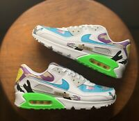 Nike x Ruohan Wang Air Max 90 Flyleather Size US 10.5 Brand New