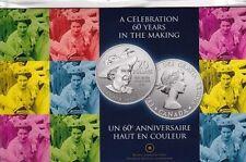 Canada $20 for $20 Fine Silver Coin - The Queen's Diamond Jubilee (2012)