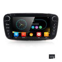 "Ford Focus Mondeo C-Max S-Max 7"" Car CD DVD Player Radio GPS Sat Nav Bluetooth"