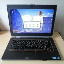 Dell Latitude e6420 Laptop Core i5 SSD Dual Boot OS Linux Windows 10 Sale Yishun