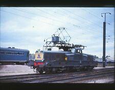 C1508 - Dia slide 35mm original: chemin de fer France, SNCF BB 13001