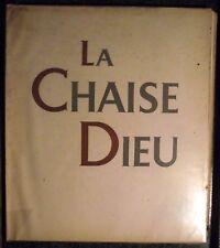 La Chaise Dieu 1946 Editions du Cerf, heliogravures monastére photos