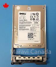 "Dell 2.5"" 146GB SAS Hard Drive 10K X160K T228M G731N X829K R610 R710 R810 Tray"