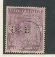 GREAT BRITAIN SCOT #139 2 SH. 6 P LILAC USED