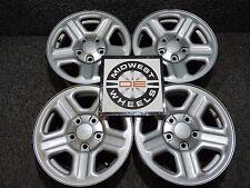 "2007-2017 Jeep Wrangler 16"" Factory OEM Wheels Grand Cherokee 99-04 6 CYL #6"