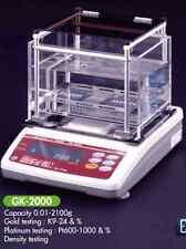 Qualitest GK-2000 Precious Metal Tester - USED