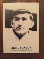 "1977-84 RENATA GALASSO #259 - JOE JACKSON ""EXPELLED FROM BASEBALL"" (NM) ""NICE"""