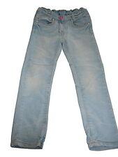 Topolino tolle Jeans Hose Gr. 116 in hellem jeansblau !!