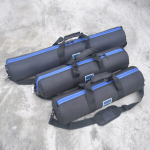 Thick Waterproof Photography Tripod Bag Lamp Light Holder Rack Stand Carry Case