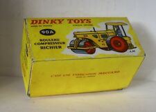 REPRO BOX DINKY n. 90 a Rouleau COMPRESSEUR Richier RULLO