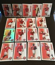 17 Trade Cards Charlton Players by Magic Box. Shoot Out 2006/2007. Near Mint