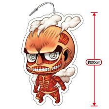 Attack on Titan Colossal Blow Up Rubber Phone Plug Strap Licensed NEW