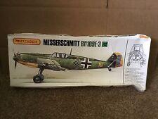 1/32 Bf-109E-3 by Matchbox, MISB