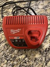 milwaukee m12 lithium-ion battery charger Model 48-59-2401