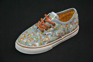 Vans Disney Pixar Shoes Toy Story Woody Toddler 9