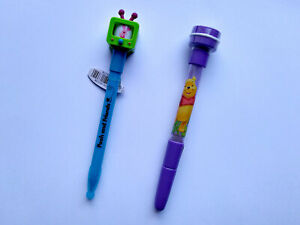 Winnie the Pooh penne / pens x 2
