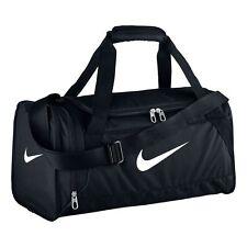 Nike BA4832-001 Brasilia 6 Duffel Bag XS Black / White