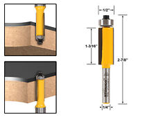 Yonico 14139Q Shank Carbide Tipped Router Bit