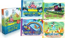 Did You Know Box Set (pb) Chickens Don't Fly,Trains Can Float,Hippos can't Swim+