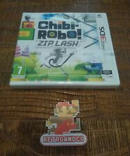Chibi-Robo ! Zip Lash sur 3DS Neuf sous blister