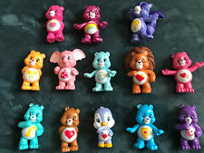 CARE BEARS AND COUSINS COLLECTIBLE FIGURES SERIES 4 COMPLETE SET LION PENGUIN