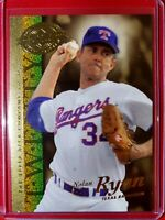2008 Upper Deck 20th Anniversary Nolan Ryan Texas Rangers UD-56