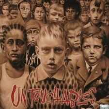 Korn - Untouchables - 2x Bronze Vinyl LP (MOVLP1165)