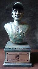 Yogi Berra 2003 Upper Deck Classic Portraits Bronze Bust Statue