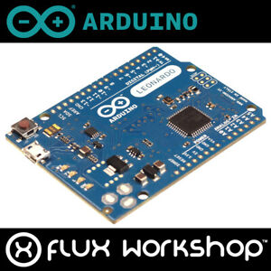 ARDUINO LEONARDO WITHOUT HEADERS - A000052 - 32u4 5V Flux Workshop